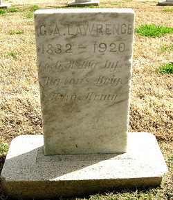 G. A. Lawrence