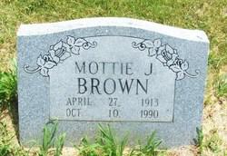 Mottie J. Brown