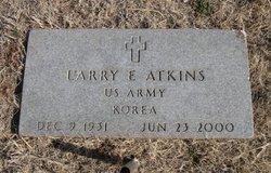 Larry Eugene Atkins