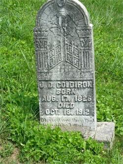 J D Coldiron