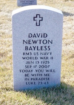 David Newton Bayless