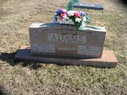 Bruce Evonne Adams