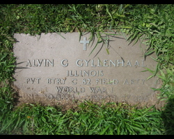 Alvin G Gyllenhaal