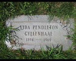 Vida B. <i>Pendleton</i> Gyllenhaal