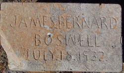 James Bernard Boswell