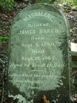 Magdalene Baker
