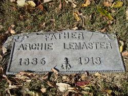 Archibald Archie Lemaster