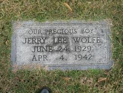 Jerry Lee Wolfe