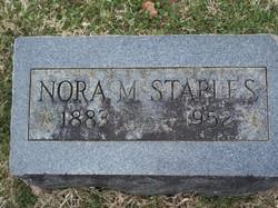 Nora Moss <i>Foster</i> Staples