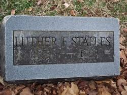 Luther Frederick Luke Staples