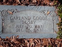 Garland Goode Busby