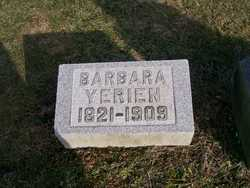 Barbara <i>Yerien</i> Gordon