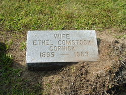 Ethel <i>Comstock</i> Cornick