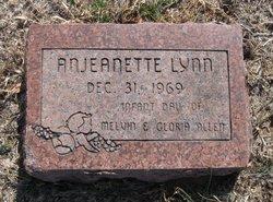 Anjeanette Lynn Allen