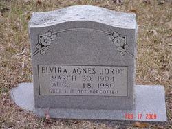 Elvira Agnes Jordy