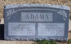Kathryn Katie <i>Bailey</i> Adams