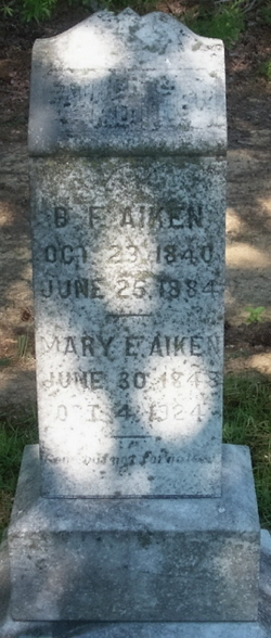 Benjamin Franklin Aiken
