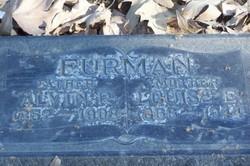 Alvin Rice Furman