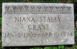 Niana <i>Staley</i> Crane