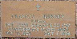 Francis Burney