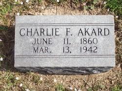Charlie F. Akard