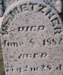 William Metzner