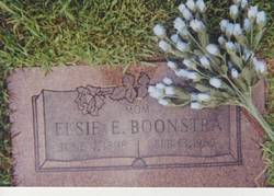Elsie Peggy <i>Schubech</i> Boonstra