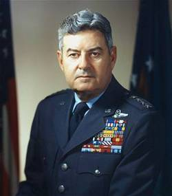 Gen Curtis Emerson LeMay