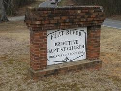 Flat River Primitive Baptist Church Cemetery