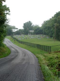Cherry Grove United Methodist Church Cemetery