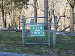 Charlie Allen Cemetery