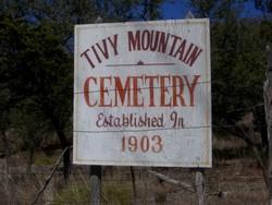 Tivy Mountain Cemetery