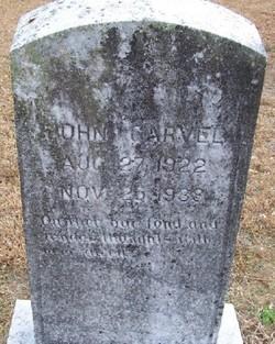John Carvel Faulk