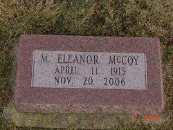 M. Eleanor McCoy