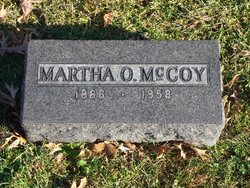Martha Oral <i>Six</i> McCoy