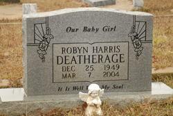 Robyn <i>Harris</i> Deatherage