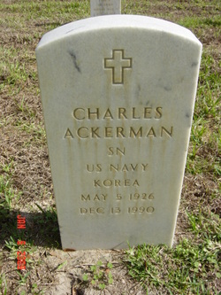 Charles E Ackerman