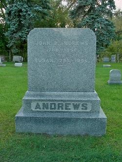 Susan <i>Boynton</i> Andrews
