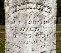 Hannah H <i>Dickerson</i> Conkin