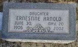 Ernestine Geraldine <i>Persons</i> Arnold