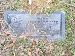 Hattie <i>Cooper</i> Albright