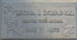 Leona Jane <i>Speer</i> Dobrinski