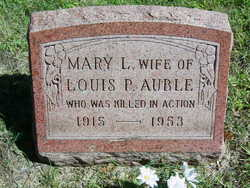 Mary Lucille Auble