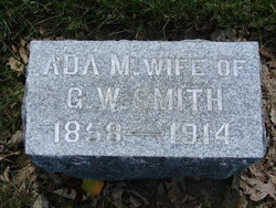 Ada Martha Addie <i>Allen</i> Smith