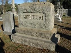 Samuel Fox Mordecai, II