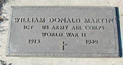 William Donald Martin