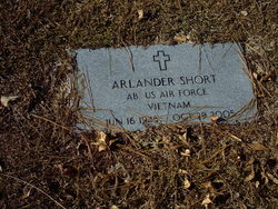 Arlander Short, Sr.