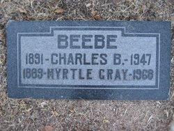 Charles B Beebe