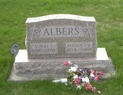 Albert F. Tap Albers