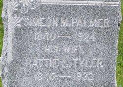 Hattie L. <i>Tyler</i> Palmer